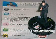 S.H.I.E.L.D AGENT #005 Captain America: The Winter Soldier Marvel HeroClix