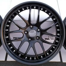 """19"""" MRR GT7 Wheels For BMW E90 E92 325 328 335 Z4 i is xi staggered rims set"""