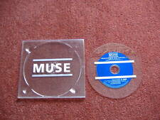 MUSE MUSCLE MUSEUM  PROMO CD MUSE 10 EXCELLENT!