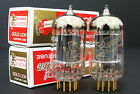 2x NEW Genalex Gold Lion 12AX7 ECC83 B759 Vacuum Tube, Matched Pair