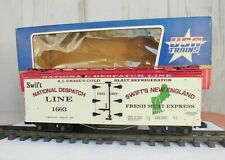 USA TRAIN (R-16169) BRAND NEW / NEVER BEEN USED BILLBOARD REEFER - Smokin' Deal!