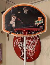 Michael Jordan USA Basketball Gatorade 1992 Basketball Goal Hoop Be Like Mike