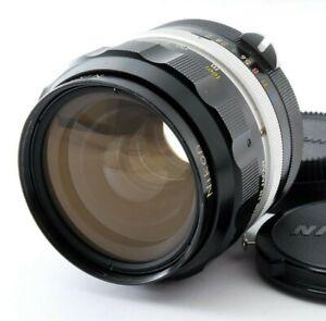 Nikon Non-Ai Nikkor-O Auto 35 mm f/2 MF Manual Lens A854514