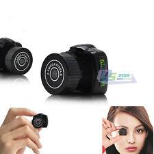 Small Camera DV Pocket HD Video Recorder DVR Camcorder Spy Hidden Web Cam