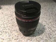 Canon EF 35mm f/1.4L USM Prime Lens L Used