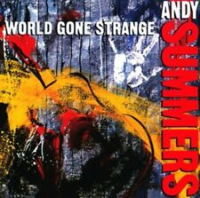 Andy Summers - World Gone Strange [New CD] Holland - Import