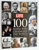 Time Inc. Specials LIFE Magazines 100 People Who Changed The World May 2013