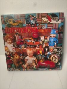 Vintage Springbok 500pc Puzzle Playthings From The Past Toys Of The 30's & 40's