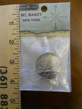 BOY SCOUT MOUNT MARCY SUMMITEER HIKING STAFF MEDALLION #24109(NEW IN PACKAGE)