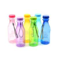 Hervidor de plástico a prueba de fugas Botella de Agua Portátil sin bpa Viajes