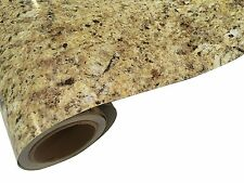 Venetian Gold Instant Granite Counter Tops As Seen on TV 3 ft X 12 ft