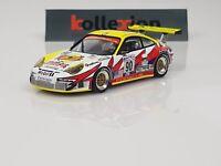 MINICHAMPS 400046990 PORSCHE 911 GT3 RSR n°90 Le Mans 2004 1.43