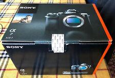 Sony Alpha 7 Fotocamera Digitale Mirrorless Full-Frame BODY - NUOVA - 24,3 MPX