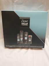 Dove Men + Care Extra Fresh Gift Set (4 piece) sealed brand new