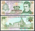 HONDURAS - 20 LEMPIRAS 2006 Pick 93a SC UNC