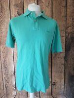Fila Polo Shirt Mint Green Medium 44 Chest
