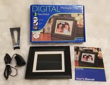 """SmartParts Digital Picture Frame 5.6"""" with box Complete"""