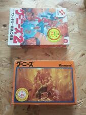 The Goonies 1&2 Konami 1985 RARE