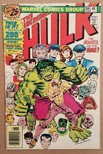 Incredible Hulk #200 FN- Anniversary Issue