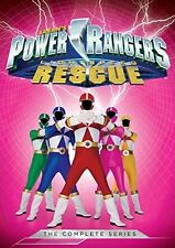 Power Rangers: Lightspeed Rescue - Complete Series - 5  (2015, REGION 1 DVD New)