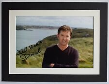 More details for daniel o'donnell signed autograph 16x12 photo display ireland music aftal coa