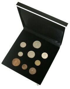 1955 Complete British Coin Birthday Year Set in a Quality Presentation Case
