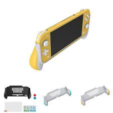 For Nintendo Switch Lite Accessories Ergonomic Holder Grip Case Screen Glass US