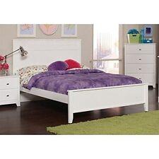 Coaster 400761T Ashton Twin Panel Bed in White NEW