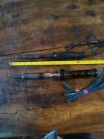 LOT OF 2 VINTAGE CRAFTSMAN ESICO ELECTRIC SOLDERING IRONS 100 200 WATTS 9-53831