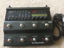 TC Electronics Nova System Multieffects With Analog Drive Circuits!