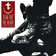 TEAR OUT THE HEART - DEAD,EVERYWHERE  CD NEUF