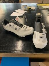 S-WORKS XC Cycling MTB Shoes- Women's- White/Black- Size 37
