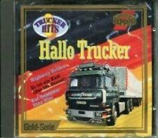 Trucker Hits 3-Hallo Trucker Tom Astor, Johnny Hill, Gunter Gabriel, Pete.. [CD]