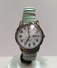 Orologio Uomo Timex Acciaio Con Data E Giorno