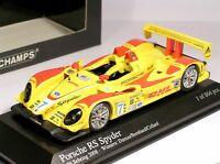 Porsche RS Spyder #7 DHL Penske Dumas Winner Sebring 12h 2008 - Minichamps 1/43