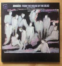 Leos Janacek- Bohumil Gregor - From The House Of The Dead - 2 LP Box Set