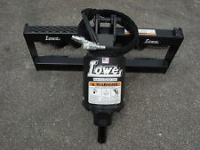 Lowe Bp 210 Hex Auger Drive Post Hole Digger Fits Bobcat Skid Steer Attachment