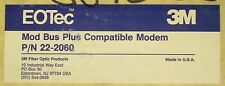 EATON EOTec 3M 22-2060 Mod Bus Plus Compatible Modem 22 2060