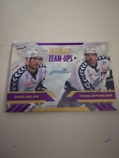DEL 13/14 Ultimate Team-Ups Hamburg Freezers Thomas Oppenheimer Daniel Nielsen