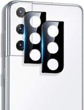 Kamera Schutzglas für Samsung Galaxy S21 | Plus | S21 Ultra 5G Panzer Folie 2x