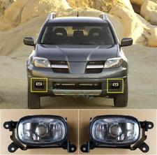Front Fog Lights Lamp Assembly 2PCS/set  For MITSUBISHI Outlander 2003-2006