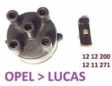 Zündverteilerkappe + Zündverteilerläufer OPEL CORSA A CC 1.6 GSI   (LUCAS)