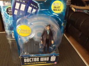 Doctor Who The Twelfth Doctor Regenerated New In Packaging