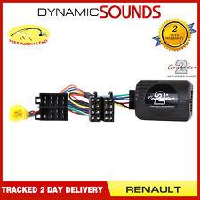 CTSRN004 Commande au Volant Adaptateur Interface Câble pour Renault Twingo