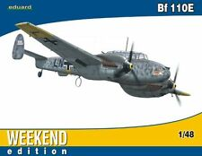 Eduard 1/48 Model Kit 84144 Messerschmitt Bf 110E Weekend Series C