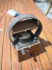 appareil de mesure en bois