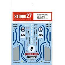 Studio27 ST27-DC1205 911 Carrera RSR Turbo #9 Watkins Glen 6H for Fujimi 1/24
