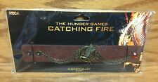 Mockingjay CUFF BRACELET The Hunger Games Catching Fire ~ New In Package