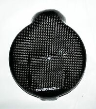 APRILIA RSV MILLE R TUONO LIMADECKEL CARBON PROTECTOR ENGINE COVER CARBONE MOTOR