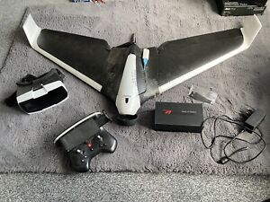 Parrot Disco Drone Plane RC FPV includes Super Battery And 4g Conversion